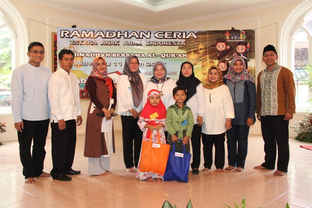 RAMADHAN CERIA :: Taman Mini Indonesia Indah